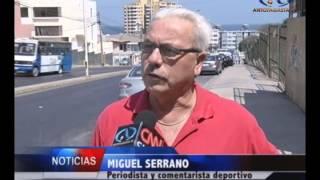 Conmebol ratifica a Antofagasta como sede de la Copa América 2015