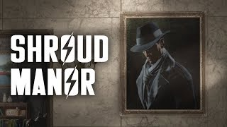 The Story of Shroud Manor & Mob Boss Louie Trevisani - Creation Club Update for Fallout 4