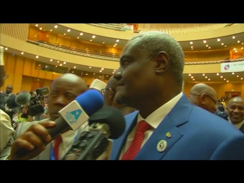 Chad's foreign minister secures top post at African Union