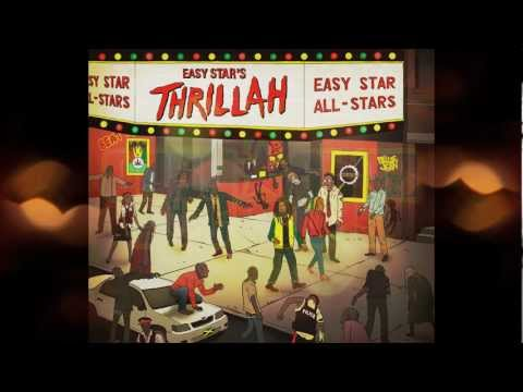 EASY STAR ALL-STARS - P.Y.T. (PRETTY YOUNG THING), feat. KRISTY ROCK from the album THRILLAH