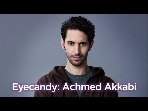 Eyecandy: Achmed Akkabi