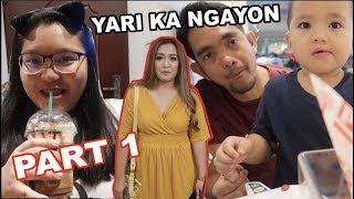 MOM CAN'T SAY NO CHALLENGE FOR 24 HOURS..- anneclutzVLOGS