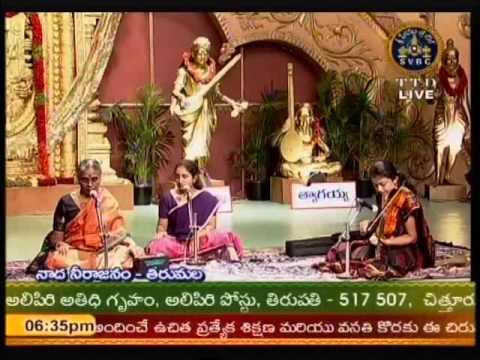 Suguna Varadachari Sandhya Anand A S Shankar 01 Sahana Rama ika Nannu brovara Patnam SubramaniaIyer