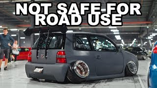 Car Mods That Are Unsafe For Road Use
