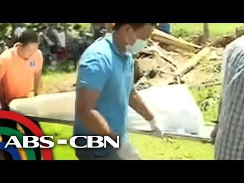 Mag-ama, pinagtataga, sinunog sa Negros Occidental