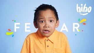 Baixar 100 Kids Tell Us Their Fears 👹🎃👻 | 100 Kids | HiHo Kids