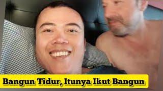 GAY COUPLE VLOG : BANGUN TIDUR ITUNYA IKUT BANGUN | TIPS CARA MENGHADAPI HATERS