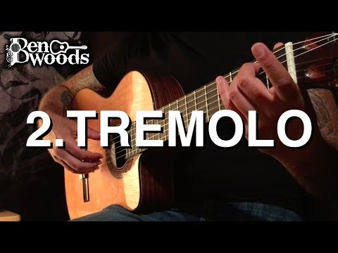 2.Tremolo - Ben Woods Flamenco Guitar Techniques