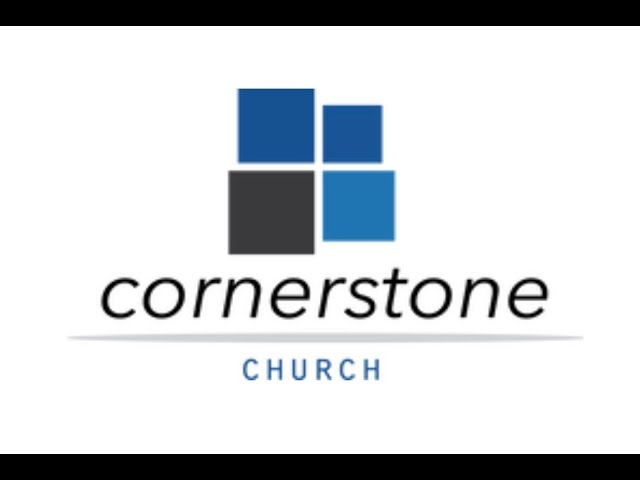 Cornerstone Online - May 31, 2020