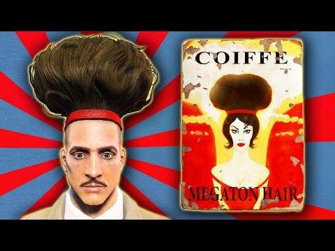 Fallout 4 - La Coiffe Megaton Unique Hair Style - Guide