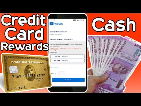 How To Convert Your Credit Card Rewards Into Cash / Amazon Pay 💳💲