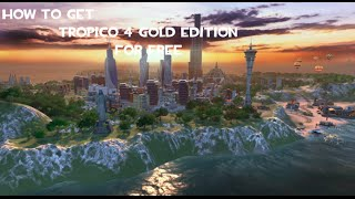 How to get Tropico 4 Gold Edition for free ||Mac||