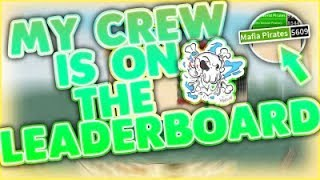 [NEW METHOD]MY RO-PIECE PIRATE CREW IS ON THE LEADERBOARD|FASTEST WAY TO FARM BOUNTY|ROBLOX RO-PIECE
