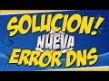 ¡NUEVA SOLUCIÓN!  Como arreglar Error DNS (80710A06) en PS3 y PS4