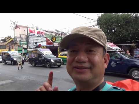 4 USD Bus Pattaya to Bangkok, Visit Thailand 23