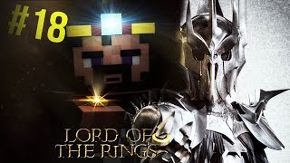 MORDOR IS BEVROREN?! Minecraft: Lord Of The Rings Mod S7 - #18