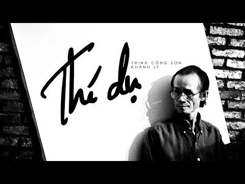 Lyrics || Thí Dụ || Trịnh Công Sơn / Khánh Ly