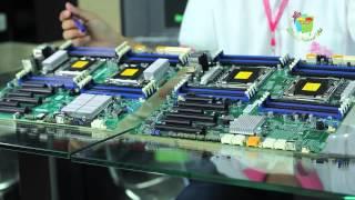 เมนบอร์ด เครื่อง workstation ( 2 CPU ) -  SuperMicro X9DAI vs X10DAI