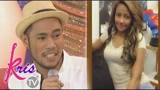 Kris TV: Bugoy explains break-up with Leizel