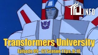 Transformers University   Episode 009