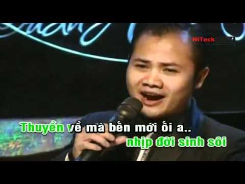 Ho Tren Nui (remix) - Mr.Hoang DJ - Karaoke