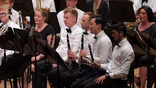 Hispania - Oscar Navarro performed by The Danish Concert Band