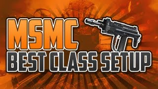 black ops 2 msmc best class setup and guide call of duty bo2 multiplayer gameplay