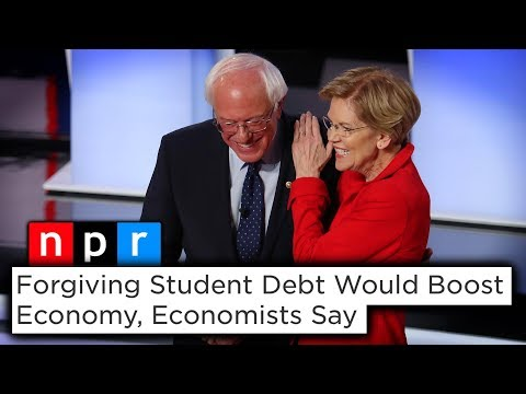 Cancelling Student Debt Would Boost The Economy—Especially 100% Cancellation