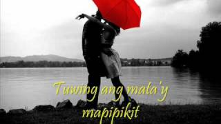 Tamis ng unang halik by; juris