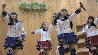 佐賀乙女みゅー☆スター http://sagaotome-mustar.com/ 佐賀のローカルアイドルです。毎回色んな衣装で出演してくれて楽しませて頂いています。夕方から冷え込んでき ...
