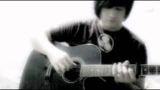 BIGBANG - LOVE DUST (acoustic guitar Solo)