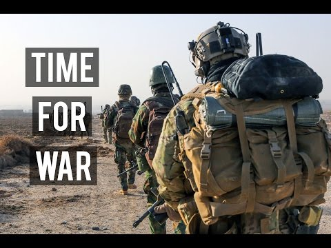 Time For War | Military Motivation