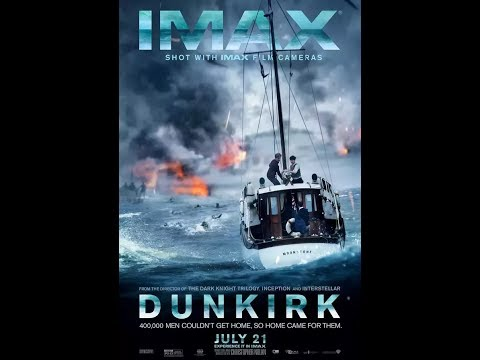 Dunkirk Review in True IMAX + Autonation IMAX review!