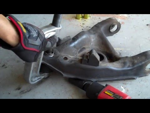 S10 Lower Ball Joint Removal and Install
