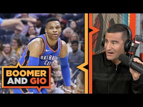 Knicks should aim for Russell Westbrook after Kawhi Leonard and Paul George trade | Boomer and Gio