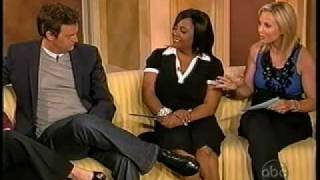 Matthew Perry on The View