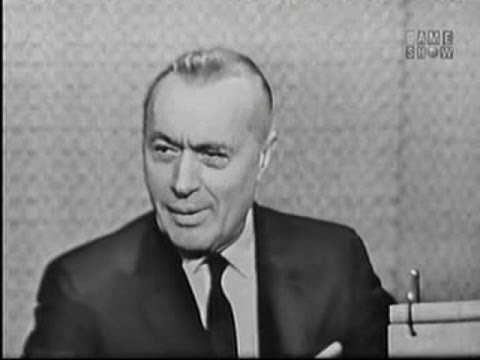What's My Line? - Charles Boyer; Martin Gabel [panel] (Nov 25, 1962)