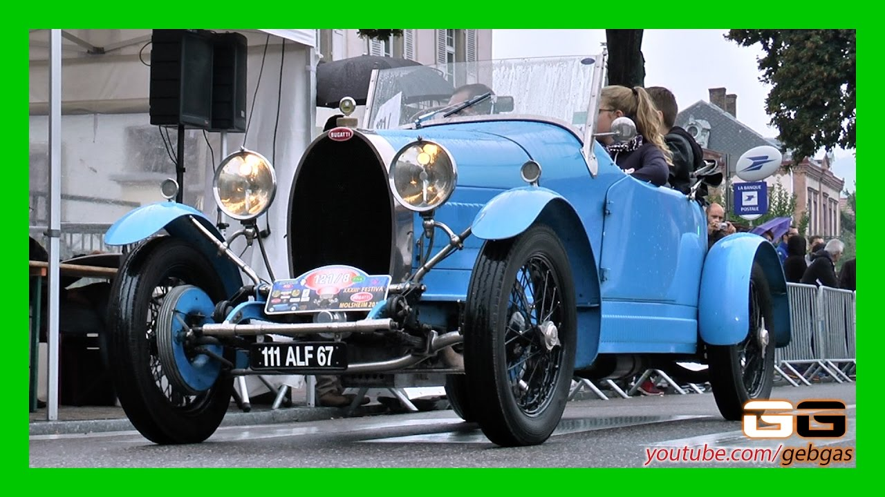 bugatti type 40 grand sport usine 1928 2016 molsheim youtube. Black Bedroom Furniture Sets. Home Design Ideas