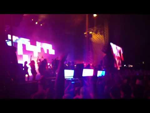 Girl Talk - Elton John vs Biggie - Music Midtown Atlanta 2012