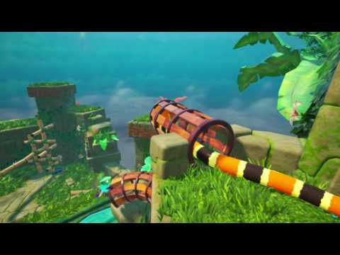 Snake Pass Bol-Dor's Realm (Nintendo Switch Gameplay)