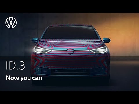 The all-electric ID.3 1ST – Talk to a car | Volkswagen