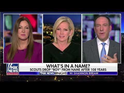 Boys Will Not Be Boys - Leslie Marshall on Fox News at Night 5/2/18