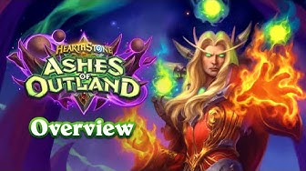 Ashes of Outland Overview | Hearthstone