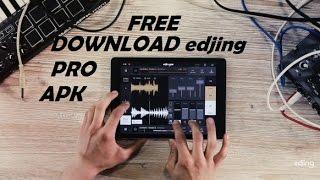 DOWNLOAD FREE - edjing PRO mix DJ ( Application in description ) by