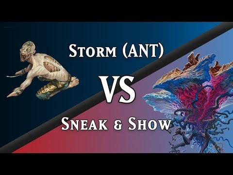 Storm vs. Sneak & Show (Legacy)