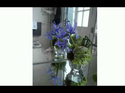 adornos florales para casa