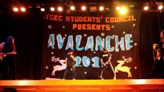 AVALANCHE 2015 : DANCE COMPETITION DIV A