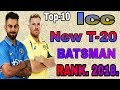 RootBux.com - New ICC T20 Batsman Ranking 2018. Top 10 T-20 Players Rank 2018.