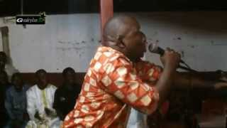 Kabakoudou en live-show au restau L'échangeur
