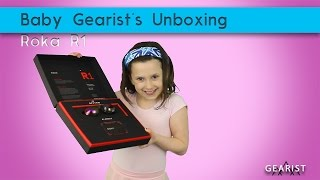 Video UNBOXING THE ROKA R1 GOGGLES WITH BABY GEARIST download MP3, 3GP, MP4, WEBM, AVI, FLV November 2018